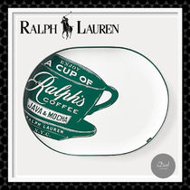 ◎日本未入荷◎Ralph's Coffee Oval Platter