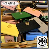 Tory Burch☆BRITTEN SLIM ENVELOPE WALLET 長財布☆送料込