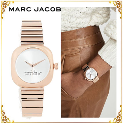 The Marc Jacobs◆The Cushion Watch 36mm  腕時計