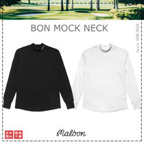Malbon Golf / 21SS / BON MOCK NECK