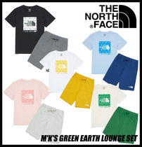 【THE NORTH FACE】K'S GREEN EARTH LOUNGE SET