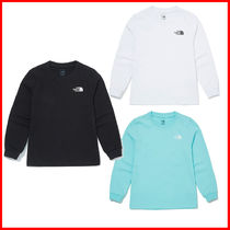 THE NORTH FACE★21SS K'S ESSENTIAL L/S R/TEE_NT7TM01
