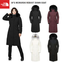 [THE NORTH FACE] W'S MCMURDO REBOOT DOWN COAT ☆大人気☆