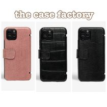 【THE CASE FACTORY】iPhone 12/12Pro カードケース/3色■関送込