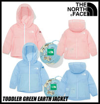 【THE NORTH FACE】TODDLER GREEN EARTH JACKET