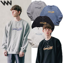 ★WV PROJECT★送料込み★韓国★Out-stitch Sweatshirt JIMT7460