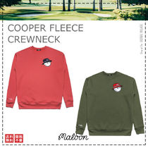 Malbon Golf / 21SS / COOPER FLEECE CREWNECK