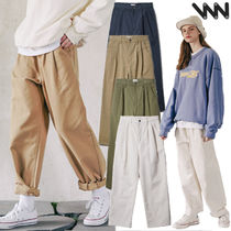 ★WV PROJECT★送料込み★Biscuit pintuck wide pants JJLP7466