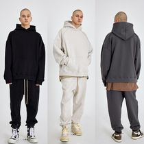 ATTENTIONROW(アテンションロー) パーカー・フーディ [ATTENTIONROW] Solid Curve Tunnel Overfit Setup Hoodie