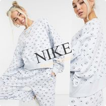 【NIKE】Nike all over ロゴプリントスウェット★送料込み