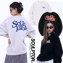 ★SCULPTOR★送料込★韓国★人気★Fluffy Bubble Gum Sweatshirt
