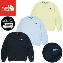 THE NORTH FACE OVER-FIT ECO SWEATSHIRT MU1999 追跡付