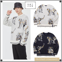 日本未入荷ROMANTIC CROWNのCONSTELLATION KNITWEAR 全2色