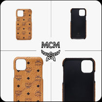 [MCM] MCM VISETOS  iPhone (11, 11 Pro, 11 Pro  Max) CASE