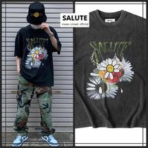 ◇送料込◇SALUTE FLOWER ANARCHY Tシャツ