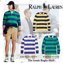 NEW!日本未入荷!【POLO RALPH LAUREN】The Iconic Rugby Shirt