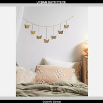 Urban Outfitters バタフライバナー:Butterfly Banner