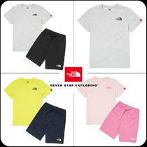 [THE NORTH FACE]★韓国大人気★K'S WOVEN SHORTS LOUNGE EX SET