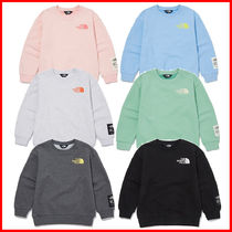 THE NORTH FACE★21SS K'S ESSENTIAL SWEATSHIRTS_NM5MM02