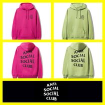*大人気 Anti Social Social Club Flamingo Hoodie【パーカー】