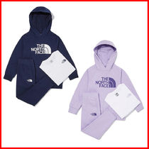 THE NORTH FACE★21SS K'S COZY HOODIE 3PCS SET_NM5PM06