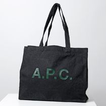 APC トートバッグ COEJT M61443 shopping diane