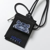 KENZO コイン&カードケース 5PM306 F20 CARD HOLDER ON STRAP