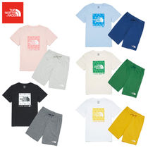 THE NORTH FACE(ザノースフェイス) キッズ用トップス ★THE NORTH FACE★キッズ★K'S GREEN EARTH LOUNGE SET NT7UM13