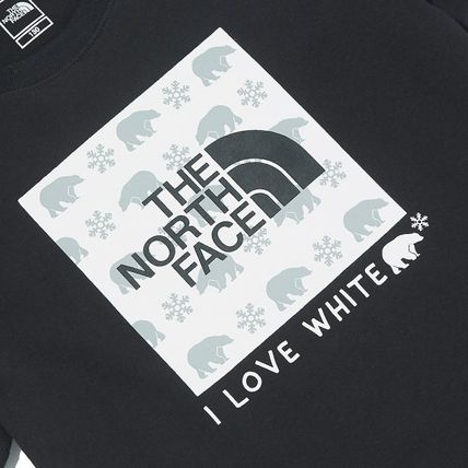 THE NORTH FACE キッズ用トップス ★THE NORTH FACE★キッズ★K'S GREEN EARTH LOUNGE SET NT7UM13(5)
