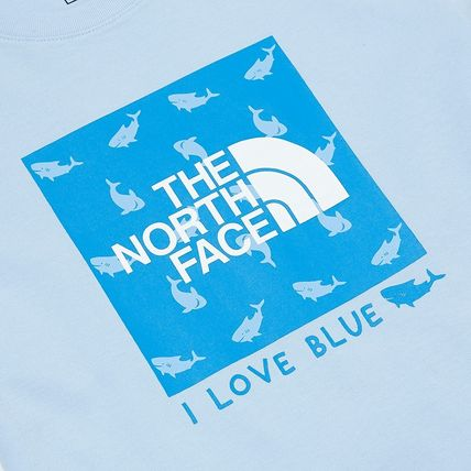 THE NORTH FACE キッズ用トップス ★THE NORTH FACE★キッズ★K'S GREEN EARTH LOUNGE SET NT7UM13(9)