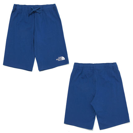 THE NORTH FACE キッズ用トップス ★THE NORTH FACE★キッズ★K'S GREEN EARTH LOUNGE SET NT7UM13(14)
