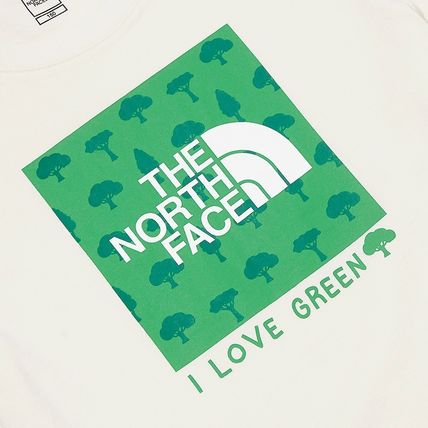 THE NORTH FACE キッズ用トップス ★THE NORTH FACE★キッズ★K'S GREEN EARTH LOUNGE SET NT7UM13(15)