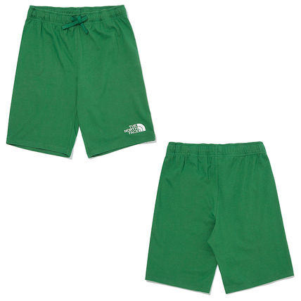 THE NORTH FACE キッズ用トップス ★THE NORTH FACE★キッズ★K'S GREEN EARTH LOUNGE SET NT7UM13(17)