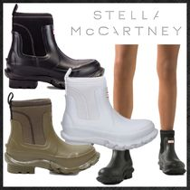 【Stella McCartney】STELLA×HUNTER ショート ラバーブーツ