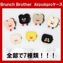 ★Brunch Brother★Airpodspro ケース シリコンケース 7種類
