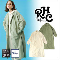 【送料無料】Ron Herman RHC Stand Fall Collar Coat