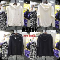 [ NERDY ]★韓国大人気★NY Hooded Zip-up