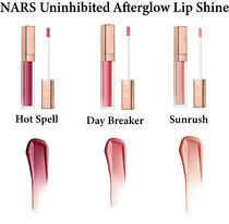 【2点まとめ買い用】NARS - Uninhibited Afterglow Lip Shine