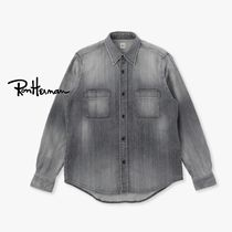 【Ron Herman】Black Denim Work Shirt