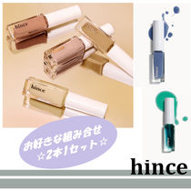 韓国『hince』 Glow Up Nail Color  ☆2本セット☆