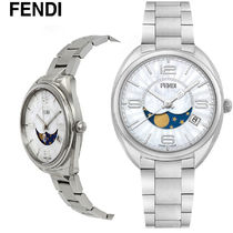 特価!Fendi Momento Quartz Mother Of Pearl Dial F232034500