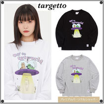 TARGETTO SEOULのHEART UFO LONG SLEEVE 全3色