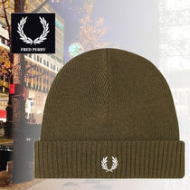 【おすすめアイテム】FRED PERRY Authentic Beanie