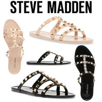 Steve Madden■Steer Studded Sandals スタッズ サンダル