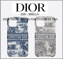 【DIOR】TRAVEL COVER FOR IPHONE 11 PRO iphoneケース