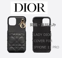 【DIOR】LADY DIOR COVER FOR IPHONE 11 PRO iphoneケース