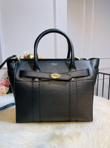 【MULBERRY】 SMALL BAYSWATER ジップド 2WAYバッグ HH4406