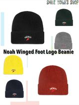 ★最新作★Noah Winged Foot Logo Beanie