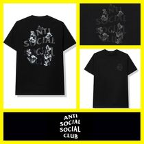 *限定品*Anti Social Social Club Logo Tee【半袖Tシャツ】