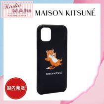 ★MAISON KITSUNE★CHILLAX iPhone ケース ネイビー